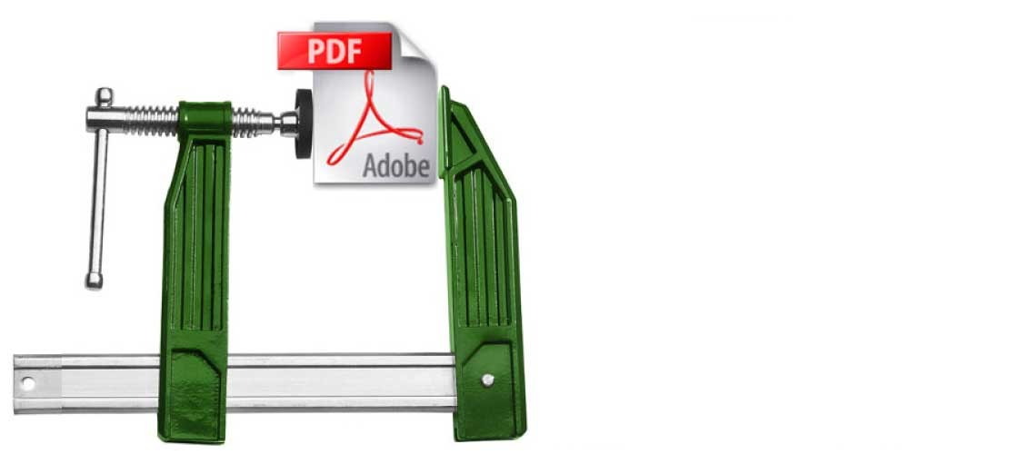 PDF Image Compression